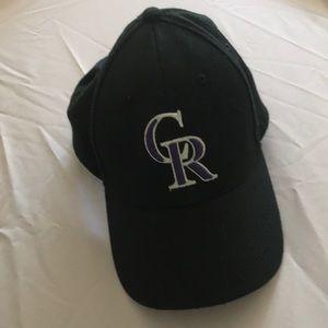 Colorado Rockies adjustable hat